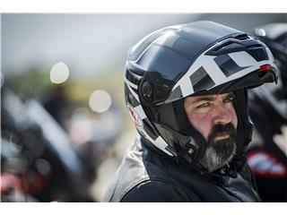 BELL SRT Predator Modular Helmet Gloss White/Black Size S - d4f6f618-e58c-4428-9b43-7a76b317280d