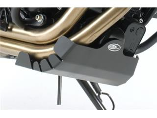 R&G RACING Aluminum Glide Plate Black