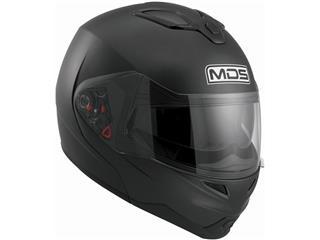 Helmet Mds Md200/  Matte Black/ 55-56 /  Sz S