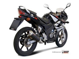 MIVV GP Carbon Full Exhaust System Honda CBR125R