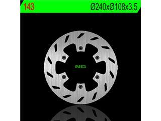 NG 143 Brake Disc Round Fix