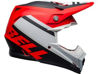 Casque BELL Moto-9 Mips Prophecy Matte White/Red/Black taille XS - d63be635-6f22-4787-84d2-43b9f9cbb9d7
