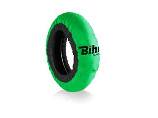 BIHR Evo2 Autoregulated Tire Warmer Green Tire 200mm