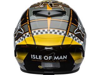 BELL Star DLX Mips Helmet Isle of Man 2020 Gloss Black/Yellow Size XS - d69483c1-f582-49b4-bd26-e26aafbc2160