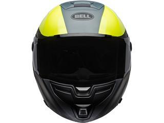BELL SRT Modular Helmet Presence Matte/Gloss Grey/Neon Yellow Size XXXL - d72c139d-b6ef-446f-b715-8dd711fea95c
