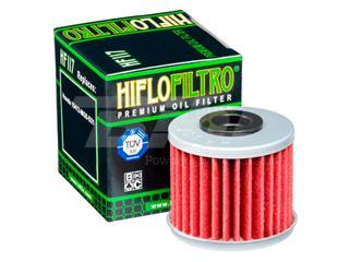 Filtro óleo Hiflofiltro HF117