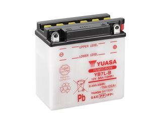 Batterie YUASA YB7L-B conventionnelle