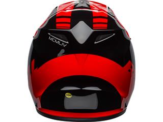 Casque BELL MX-9 Mips Dash Black/Red taille M - d74b9280-28dd-4084-86ae-5119da8b8b6a