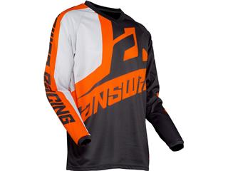 Maillot ANSWER Syncron Voyd Charcoal/Gray/Orange taille XS - d7890c97-d566-42ca-83e0-c7e1c72743b3