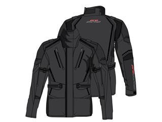 Veste RST Pathfinder CE textile noir taille 4XL homme - 814000500174