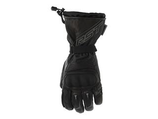 RST Paragon Waterproof CE Leather/Textile Gloves Black Size S Women