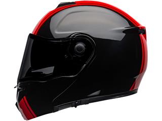 BELL SRT Modular Helmet Ribbon Gloss Black/Red Size XXL - d7e204f8-1fa7-42f9-bb9b-6e8a00e65cf3