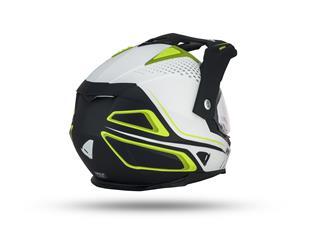 UFO Aries Helmet White/Black Size L - d7e93385-4d2d-4fed-ac81-00cbb2b6207f