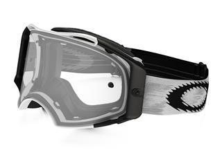 Masque OAKLEY Airbrake Matte White Speed écran transparent