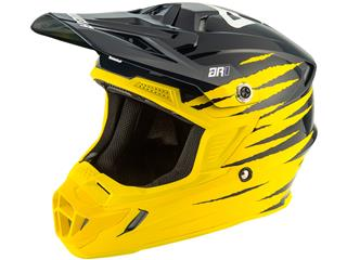 Casque ANSWER AR1 Pro Glow Yellow/Midnight/White taille XS - 801000350167