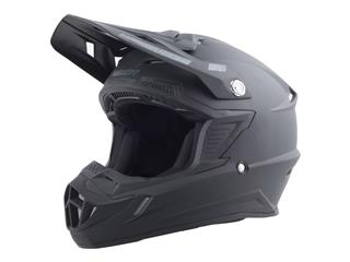 ANSWER Helm AR1 Edge Black Matt- Größe L