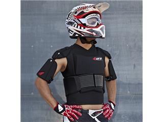 UFO Cyborg Body Protector with Belt Black Size XXL