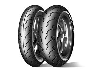DUNLOP Tyre SX D207 180/55 ZR 18 M/C (74W) TL