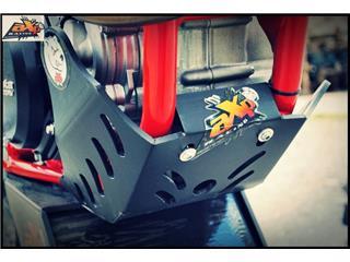 Motorschutz Enduro AXP HDPE 4mm schwarz Beta RR350