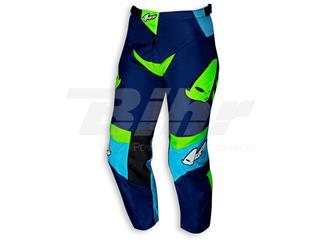 Calças UFO Hydra Boy Azul Escura/Azul Clara/Verde Tamanho 30 PI04414C30