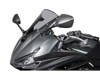 Bule MRA Racing noir Honda CBR500R