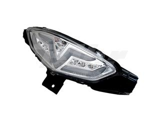 Piloto LED transparente Suzuki V-Strom 650 (14-16)