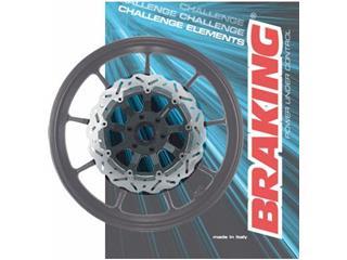 BRAKING SKW06LD Front Left Brake Disc Wave Fix - 354647