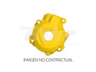 Protetor tampa de ignição Polisport Husqvarna amarelo 8461400004