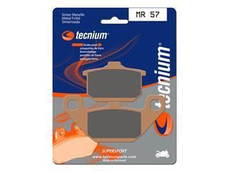 TECNIUM Remblokken MR57 gesinterd metaal