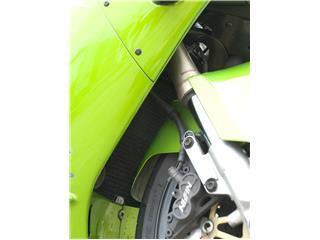 R&G RACING Radiator Guard Black Kawasaki Ninja ZX-12R - d9567353-aca8-4bad-9c89-4284ca173c47