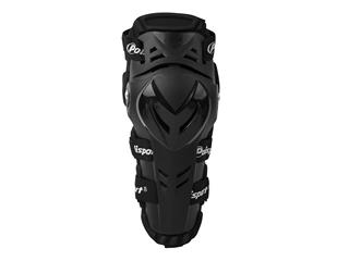 POLISPORT Devnil Knee Guard Black