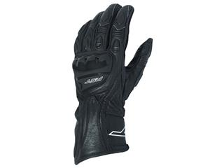RST R-18 Gloves CE Leather Black Size XS