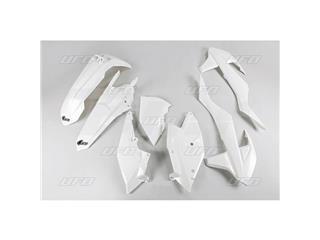 Kit plástica completo UFO KTM color blanco KTKIT518-047