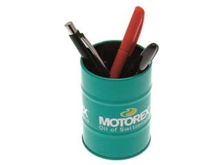 Mini fût décoratif porte stylo MOTOREX - 980789