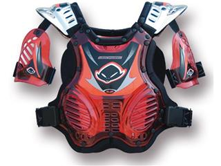 Pare-pierre UFO Boy rouge transparent 8-12 ans/taille YL