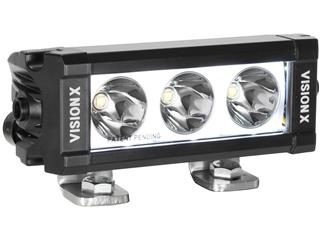 X-VISION Xpl Light Bar 3 Leds 1610 Lumens with Backlight 15cm