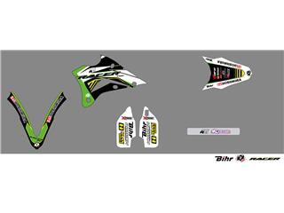 Kit déco KUTVEK Racer vert Kawasaki KX85 - 78201306