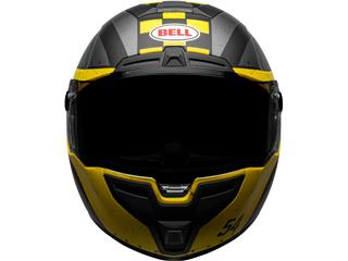 Casque BELL SRT Devil May Care Matte Gray/Yellow/Red taille L - dae0f142-f9a7-4c4e-ab72-14463f11c5be