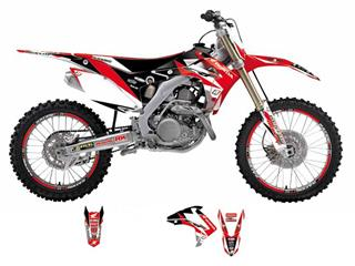 Kit déco BLACKBIRD Dream Graphic 3 Honda CR-F150R