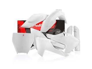 Kit plástica Polisport Husqvarna color blanco 90687