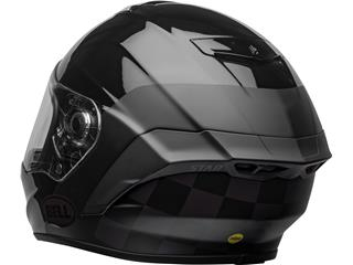 BELL Star DLX Mips Helmet Lux Checkers Matte/Gloss Black/Root Beer Size S - db72bbd0-d130-44d8-b711-0aa71f3f6003