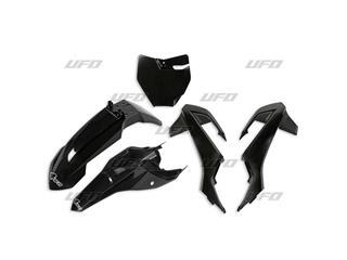 Kit plastique UFO noir KTM SX 65 - 4420009601
