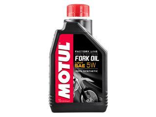 MOTUL Fork Oil Factory Line 5W 100% Synthetic 1L