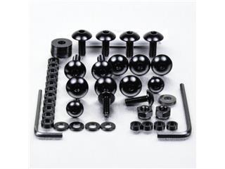 Set kuipschroeven Pro-Bolt aluminium zwart YAMAHA FZ8