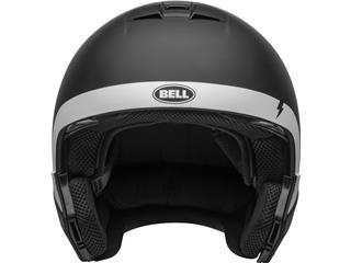 BELL Broozer Helm Cranium Matte Black/White Maat XL - dc59c706-ad98-4eda-8197-a33b91e6d994