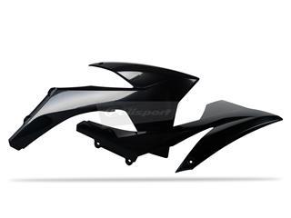 Ouïes de radiateur POLISPORT noir KTM - 784174BK