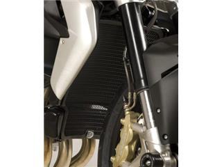 Protection de radiateur R&G RACING noir MV Agusta Brutale 675/800/800RR