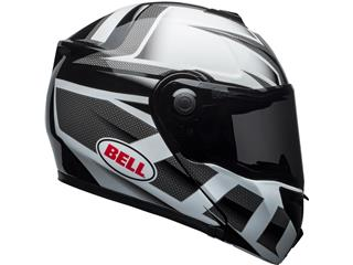 BELL SRT Predator Modular Helmet Gloss White/Black Size S - dca690dd-c022-4f95-9b14-c593fa7f453a