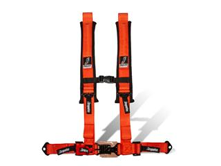 DRAGONFIRE Harness Red 4 points 3""