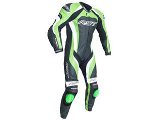 Combinaison RST TracTech Evo 3 CE cuir vert taille S homme